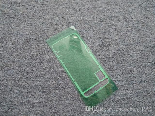 لسامسونج غالاكسي s7 g930 s7 حافة s6 s6 حافة ملاحظة 5 N920 جديد الأصلي البطارية الإسكان الغطاء الخلفي لاصق