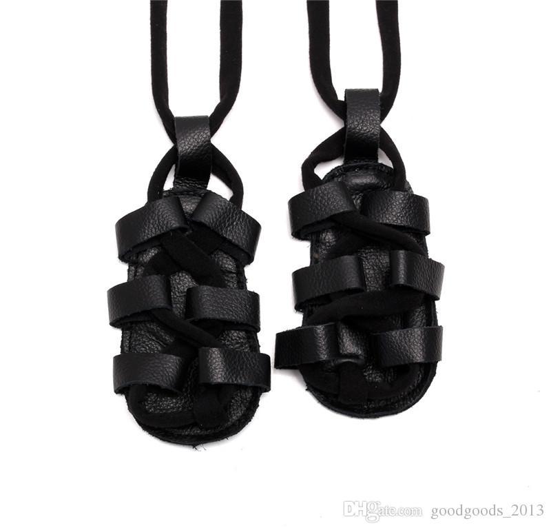 2016 europäischen und amerikanischen heißer verkauf römischen sandalen aus echtem leder baby kleinkind shoes baby indoor schuhe weiche sandalen baby erste wanderer b100