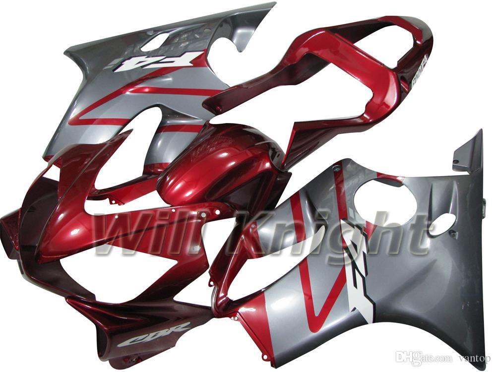 Motorcycle Frame Injection Mold Complete Body Fairing Kit for CBR 600 F4I CBR600F4I 2001 2002 2003