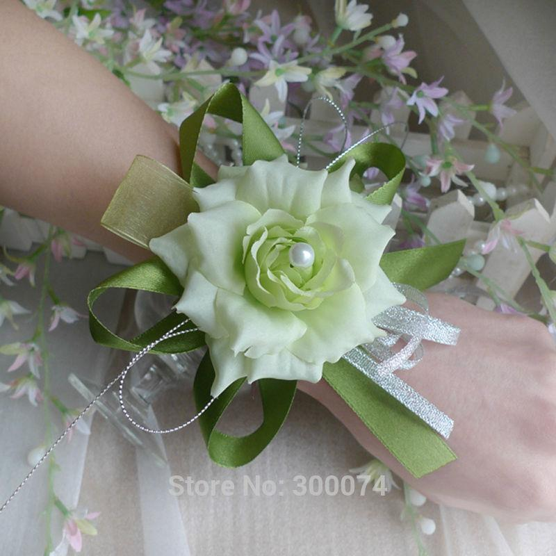 2018 wedding flowers for hand artificial silk rose wrist corsage 2018 wedding flowers for hand artificial silk rose wrist corsage bride bridesmaid flower corsage prom decoration flores from home1688 6942 dhgate mightylinksfo