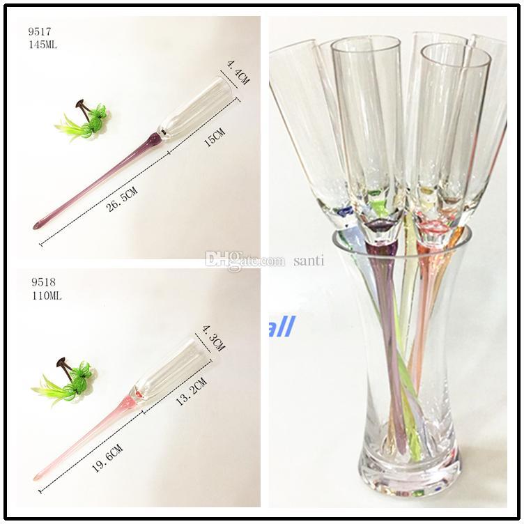 Tasse chaude de tasse de Multicolour acrylique bar à cocktail cocktail bar KTV fournitures verres à vin verres