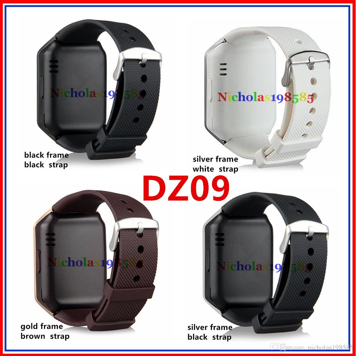 23ab0d28aba DZ09 And U8 GT08 A1 GV18 Q18 V8 Apple Fitbit Watch Smart Watch Bluetooth  Smartwatch Wrist Watches For Phone Support Camera SIM Card TF Card Smart  Watch ...