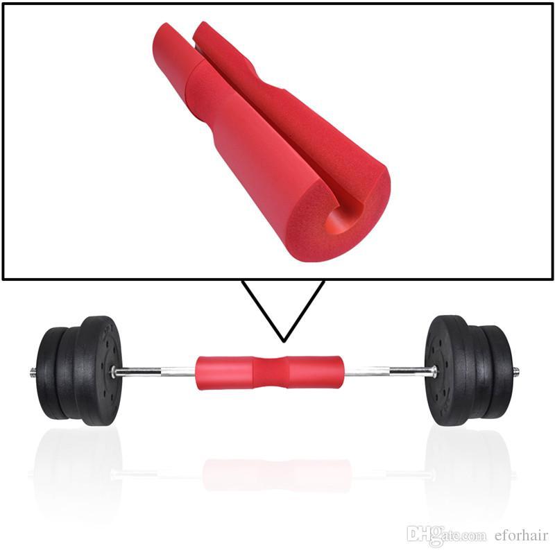 Barbell Squat Pad Cou épaule Pad de protection pour Squats fentes fesses hanches haltérophilie sport protecteur
