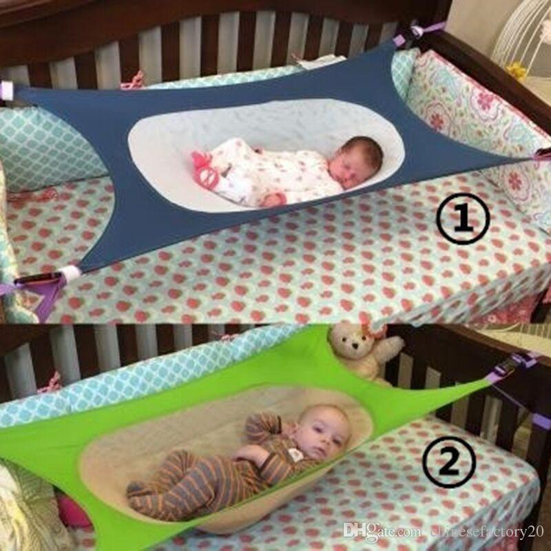 Newborn Baby Cribs Hammock Hanging Bed Kids Portable Sleeping
