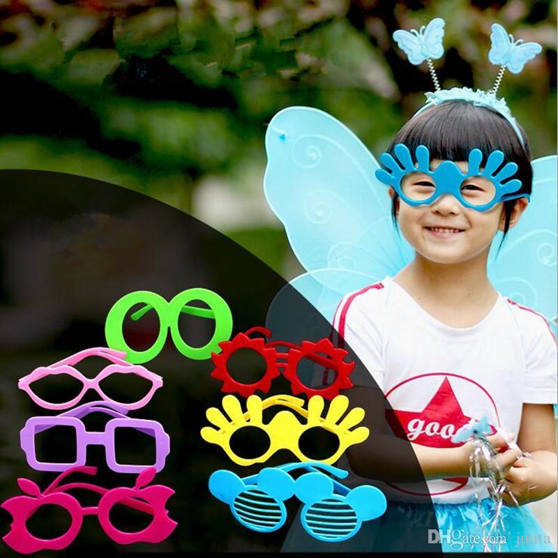 Jouets Fête Accessoires Shades De Lunettes Masque Mignon Multi Mariage D Pour Cadre Anniversaire Forme Enfants Mickey Faveur Stade Cadeau lcFTK1J