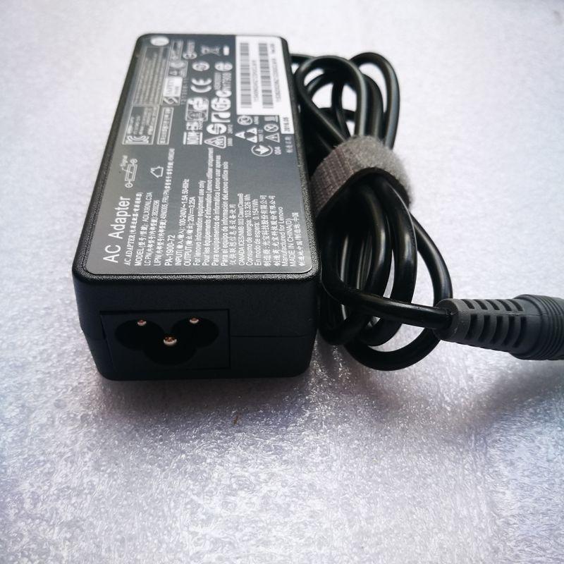 20V 3.25A 65W Netzadapter-Laptop-Ladegerät für Lenovo T410 T510 Sl410 Sl410K Sl510 Sl510K T510I X201 X220 X230 7.9 * 5.5mm