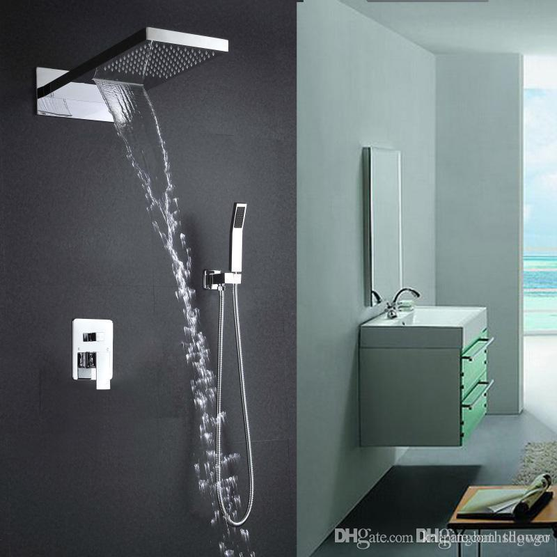 Online Cheap 230*554*30mm In Wall Shower Set With Embeded Boxes ...