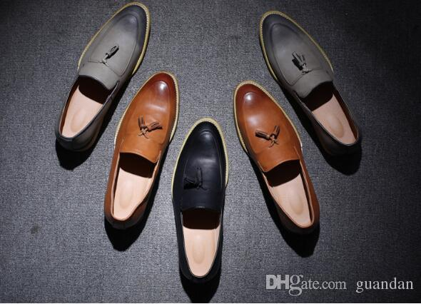 High Quality Pu Leather Shoes Men,Lace-Up Wedding Shoe,Men Dress Shoes,British Style Fashion Men Oxford For Male Father