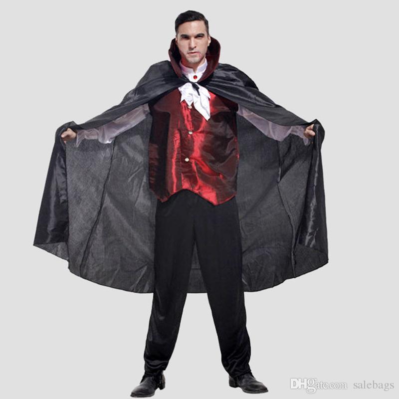 2019 Wholesale Gothic Halloween Vampire Costume Adult