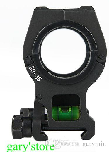 M10 QD-L mount 30 35mm ring diameter fits 20mm rail for rifle scope for hunting