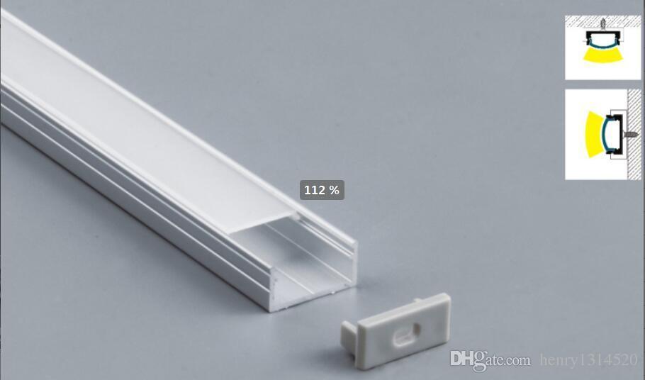 Großhandel Freies Verschiffen Qualitäts 2000mmx18mmx8.5mm Led ...