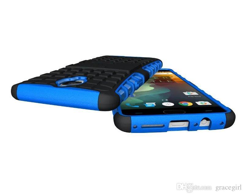Custodia Hybrid Kickstand Iphone 5 5S 4G 6 6S Plus Ipod touch 5 5th Samsung Galaxy S3 S4 S5 S6 Edge Plus S7 OnePlus 3 ShockProof Rugged Skin