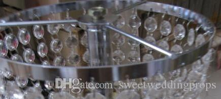 80 cm H Gümüş Düğün çiçek vazo Düğün centerpiece Masa şamdan Düğün çiçek standı 10 adet / grup