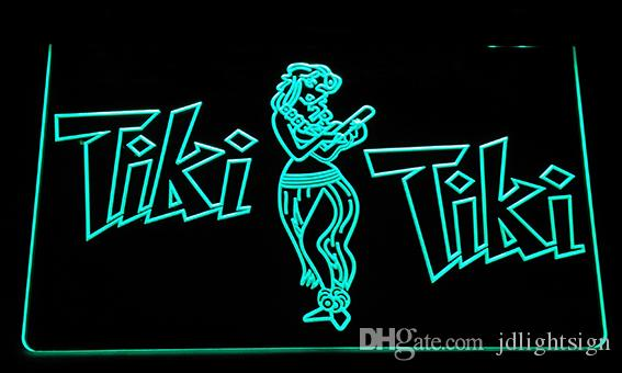 LS162-g Tiki Bar Wajome Hula Dancer Neon Light Sign.jpg