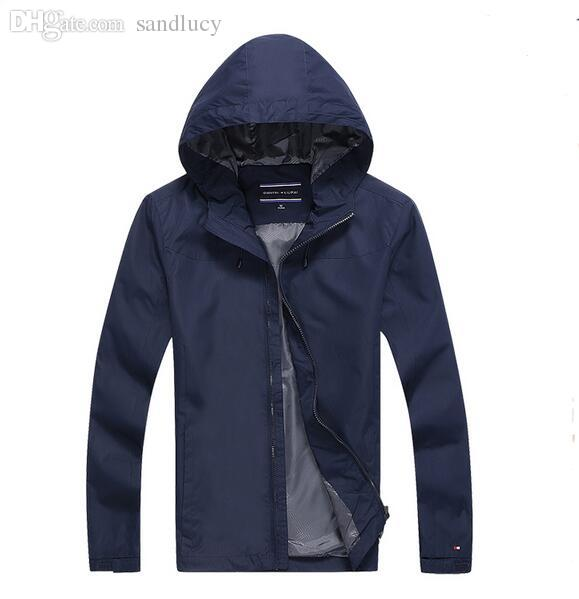 more photos 3d10d 36f0a Herbst-New 2016 Mens Frauen Jacke Outdoor Windbreaker wasserdicht Sport  Mantel Männer Oberbekleidung winddicht Camping Klettern Jacken masculina
