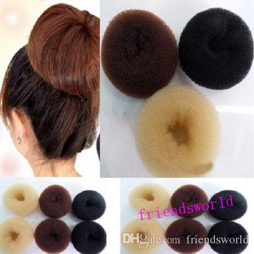 Oct 01,  · To use a sock to make a bun, cut the toe end off and roll the sock into a donut or ring shape. Slide the sock onto your ponytail, then pull it as close to the tip of your hair as you can%(7).