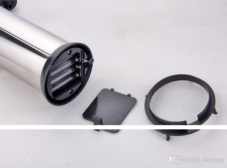 Dispensador de jabón líquido de alta calidad Dispensador de jabón líquido automático de manos libres de acero inoxidable