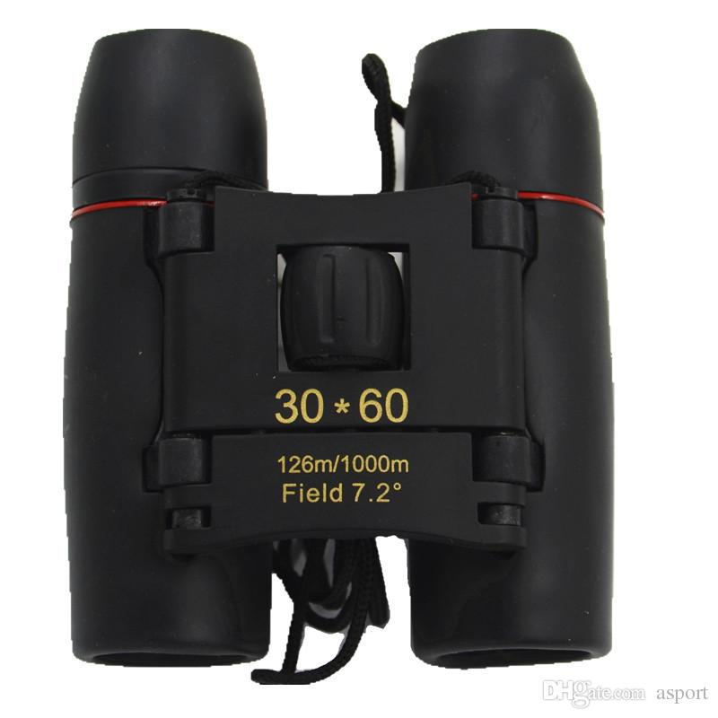 30X60 126M/1000M Hot Sale Zoom Mini Outdoor Binoculars Telescopes NO Night Vision Not infrared