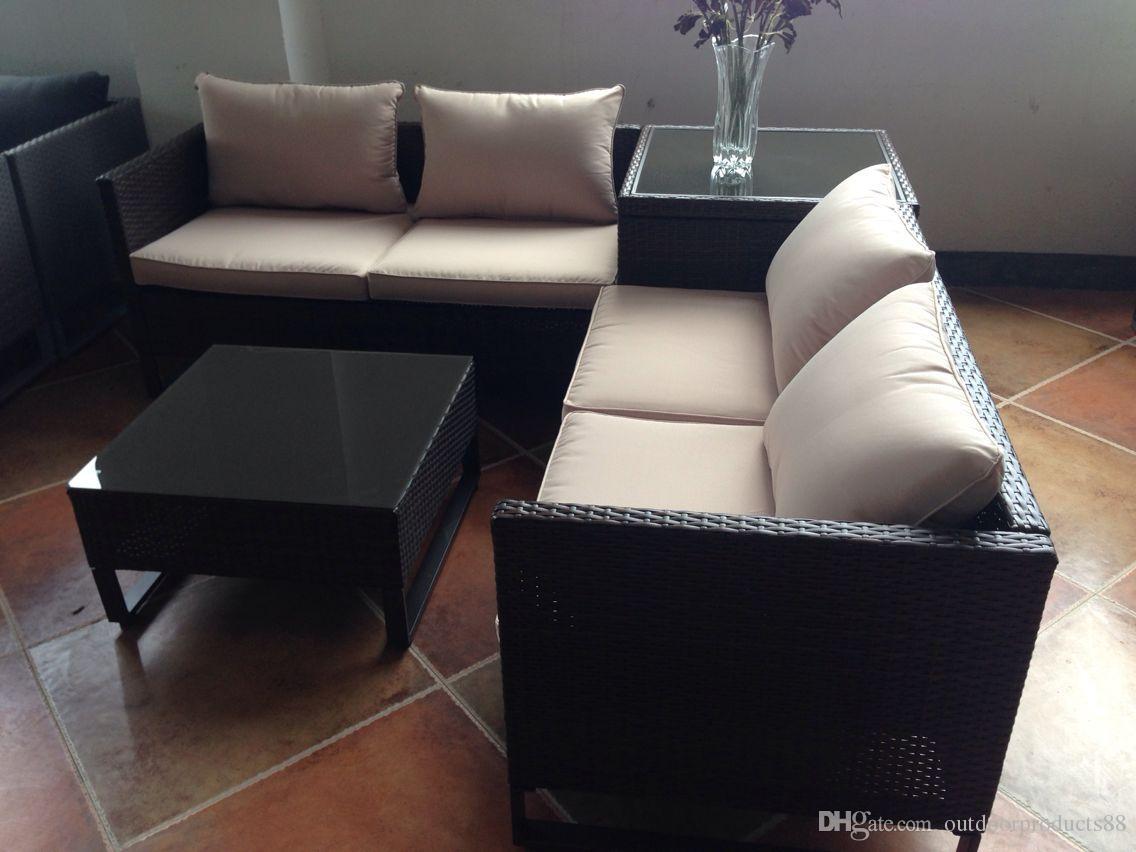 acheter meubles de jardin meubles de jardin ensemble de canap nouveau style canap rotin. Black Bedroom Furniture Sets. Home Design Ideas