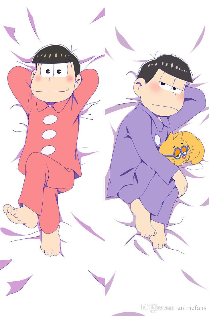 March 2016 update hot anime Osomatsu-kun Characters matsuno choromatsu & matsuno choromatsu body Pillowcase Dakimakura