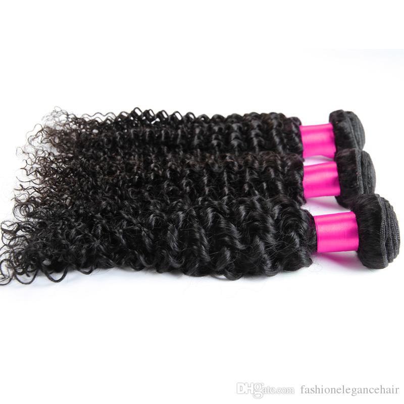 7A brazilian kinky curly extensions hair tight kinky curly peruvian Indian malaysian virgin hair soft