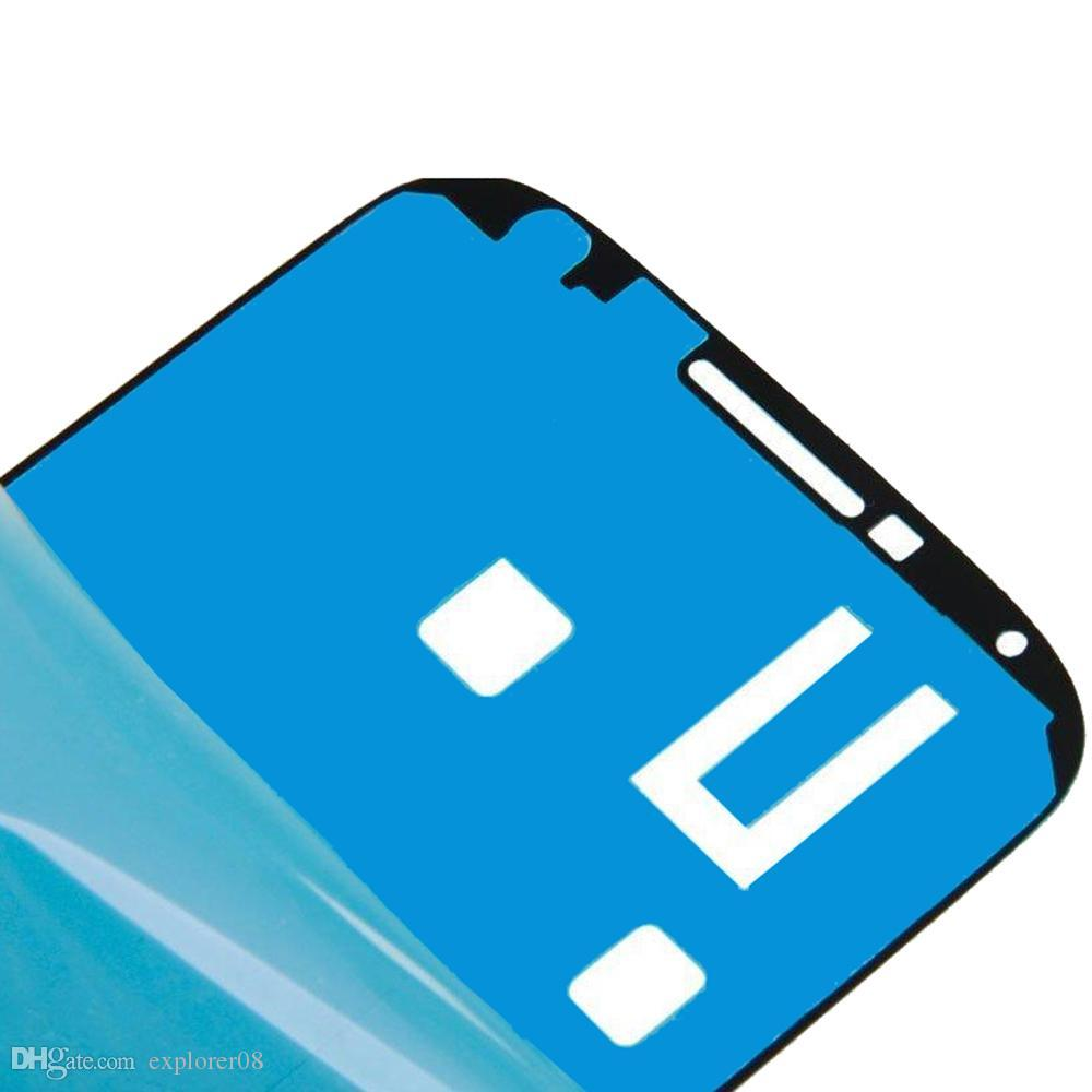 LCD Touch Screen Frame Adhesive Repair Tape Bezel Glue for Samsung Galaxy S3 S4 i9500 S5 mini S6 edge Note 2 Note3 Note4