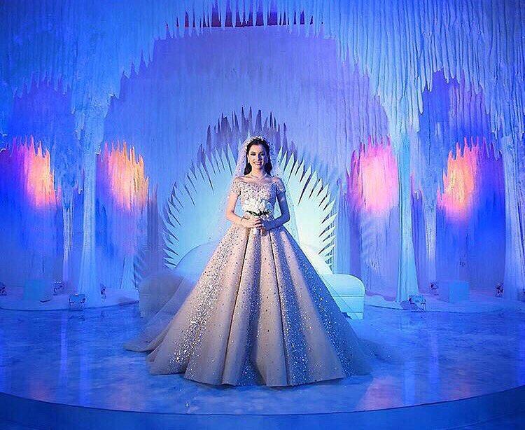 На заказ бисера блестки Off-плечо Cap рукавом A-Line длина пола великолепные свадебные платья сексуальные свадебные платья с коротким рукавом Vestidos