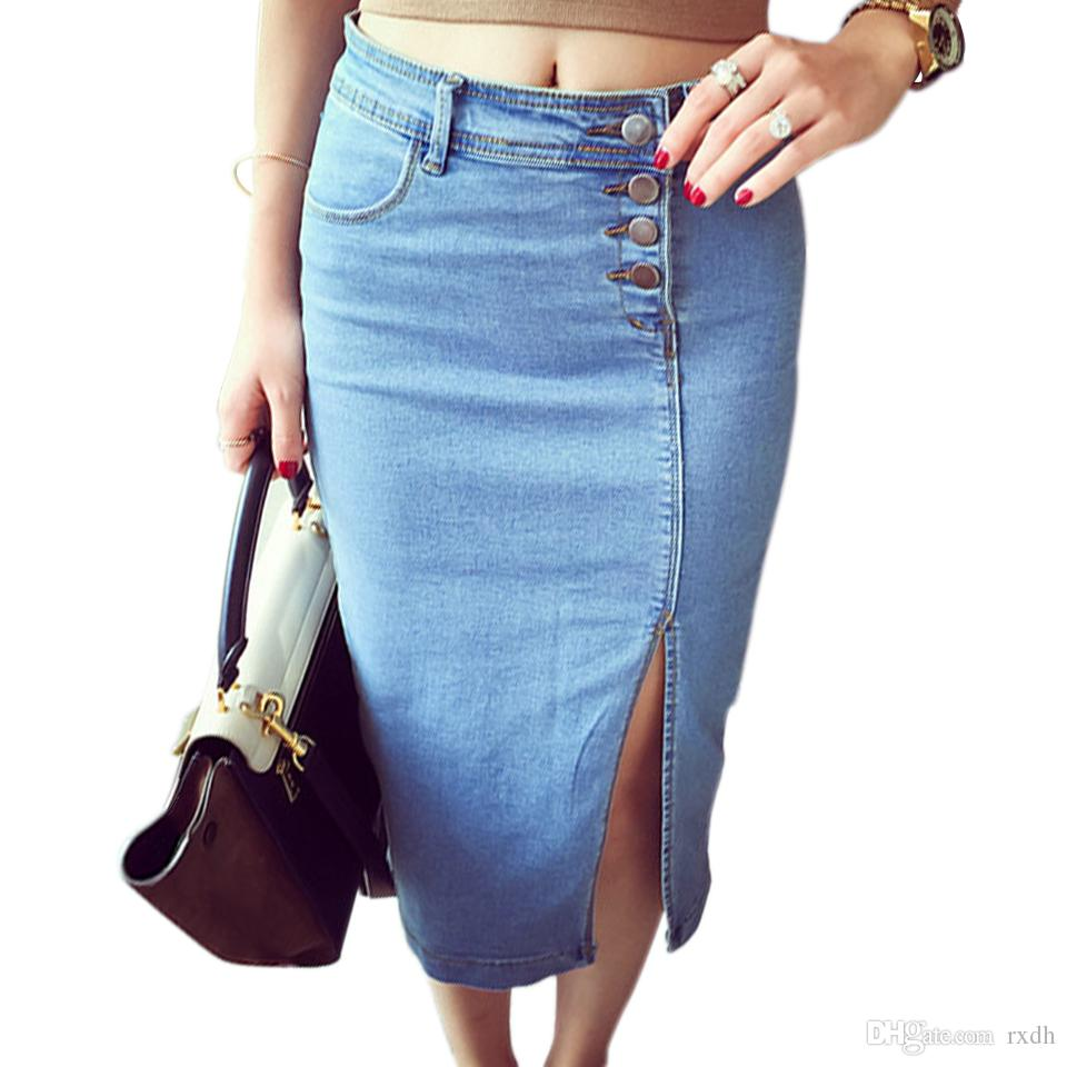 The blue jean skirt topic