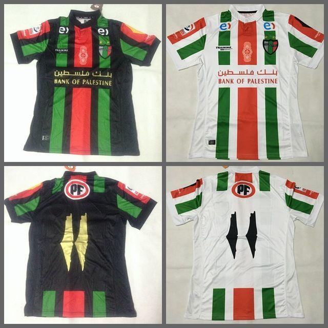 fbb63150d163d 2019 1617 Maillot Palestino Soccer Jerseys Survetement Football Palestine  Training Shirt Apertura And Clausura CD PALESTINO Home Away From Aite008,  ...