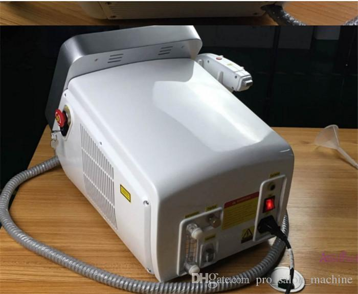 Newest Advanced Diodo 755nm 808nm 1064nm Medical laser Permanent Hair Removal painless fast safe for any color hair and any skin type CE TUV