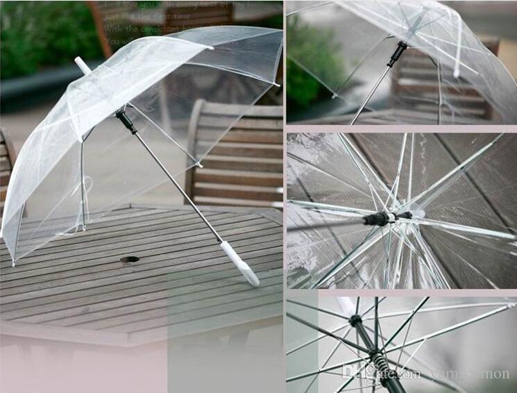 mélanger des couleurs parapluie de haute qualité publicitaire long poignée parapluies ensoleillées pluvieuses