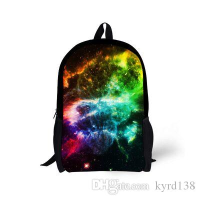 Cool Galaxy School Backpack For 7 13 Age Children Breathable Book Bags High  Quality Brand Fashion Kids Back Pack Mochila Escolar Toddler Backpacks  Cheap ... 1899a698349c