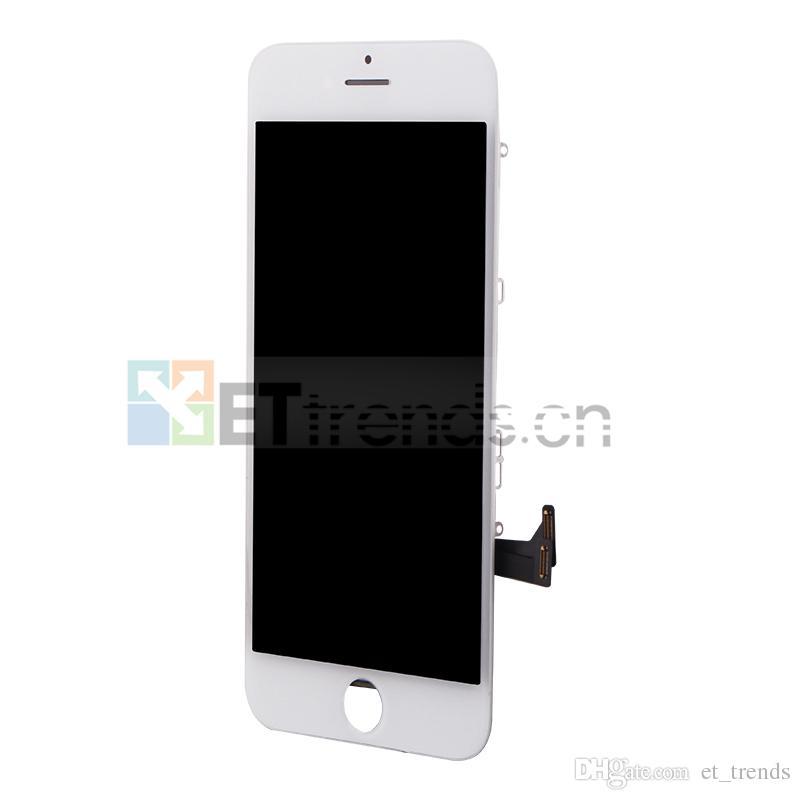 Excelente Qualidade de Exibição para iPhone 8 Lcd Tela Assembléia Fábrica Fornecer Diretamente Press Cold Frame Sem Pixel Morto DHL Transporte Rápido
