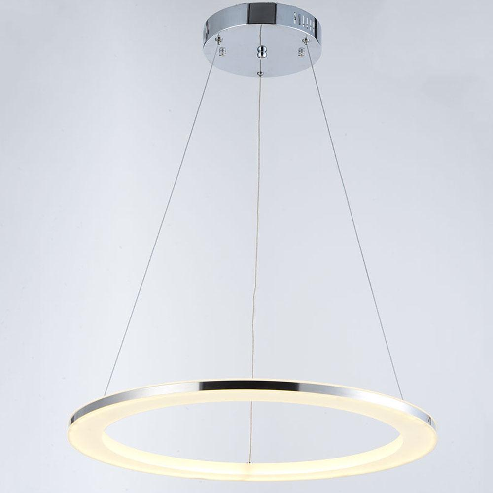 LED Pendant Lamp Modern Minimalist Light Fixtures for Home Mall ...