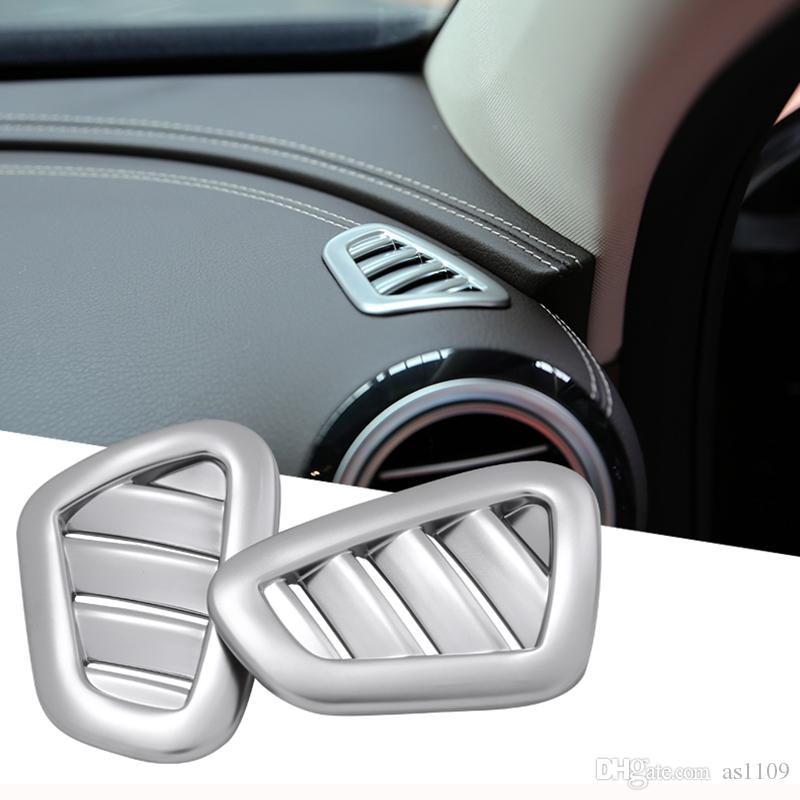 Car Dashboard Air Conditioner Vent Outlet Decorative Frame Trim Abs