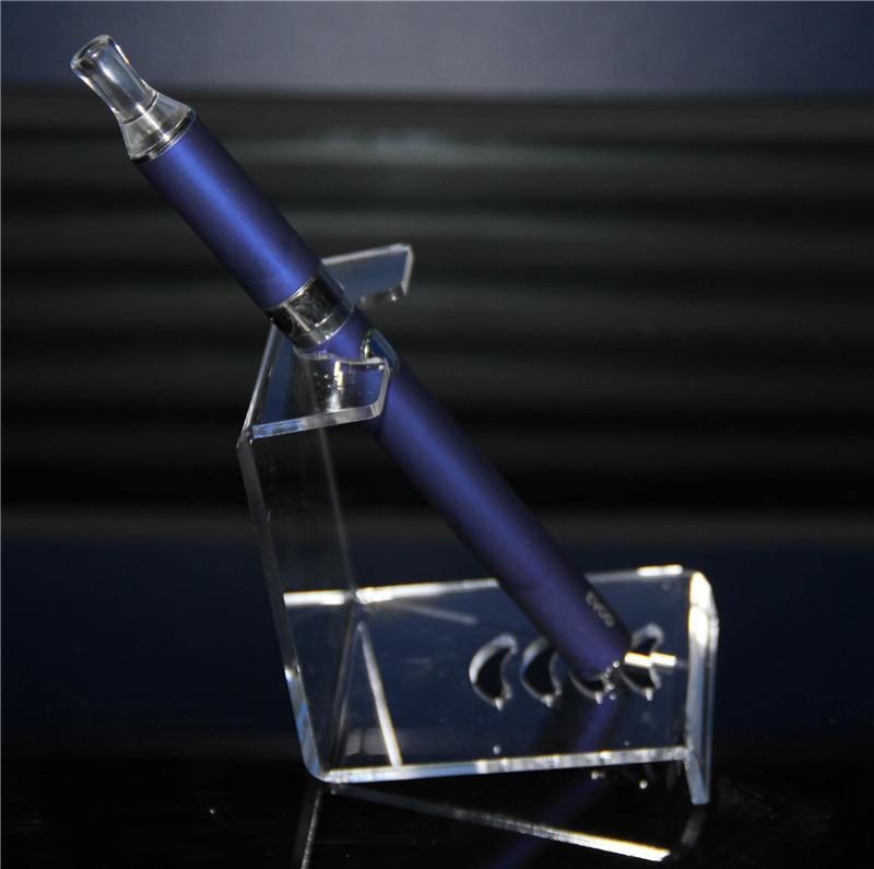 Ecig Mod Batteria Vaporizzatore Penne Supporto Stand Acrilico Rack Mods Sigaretta Elettronica Vetrina Display Stand Mensola Chiaro Casi Economici