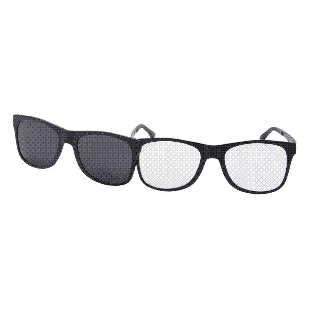 95e02192cd40 Glasses With Magnetic Clip On Sunglasses Myopia Driving Glasses Polarized  Sunglasses Clip On Dual Purpose P006 Polarized Sunglasses Sunglasses For  Men From ...