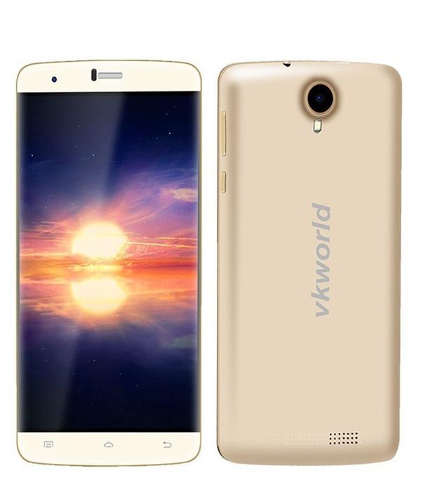 Fingerprint Identification ITECH VKworld T1 Plus Kratos 16GB Network 4G Fingerprint Identification Android Smartphone Unlocked Android Phone