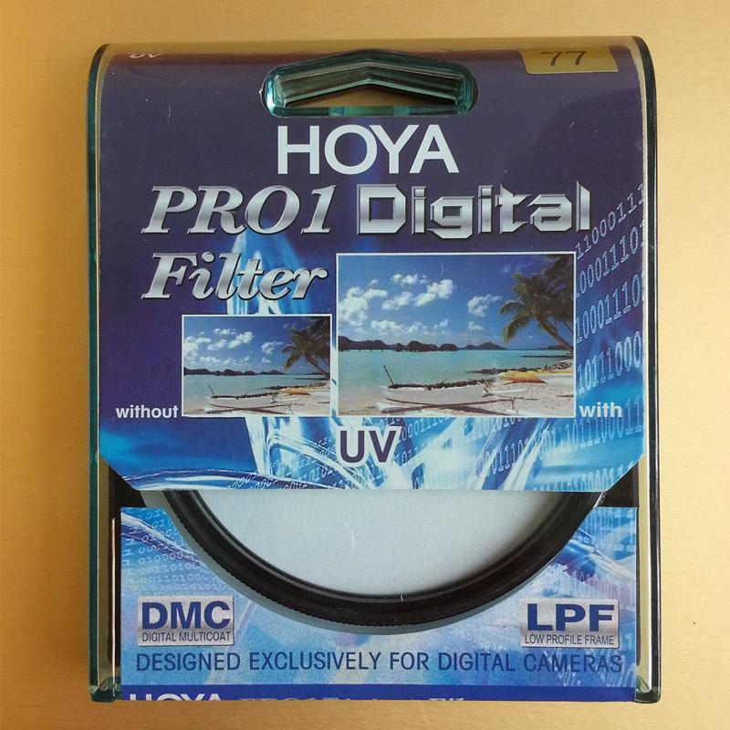Hoya PRO1 Digital MC UV Pro1D Multi-Coated UV Filter DMC 49 52 55 58 62 67 72 77 82mm For Pentax Canon Nikon Sony Olympus Leica Camera Lens