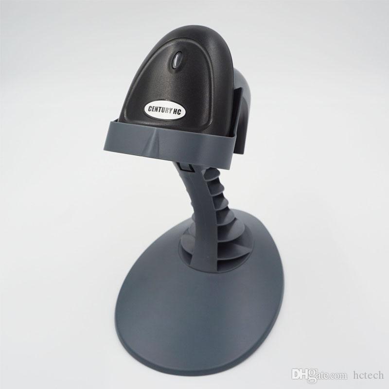 BSWNL-3000 Scanner de codes barres POS pour supermarché 1D code noir 100 scan / sec