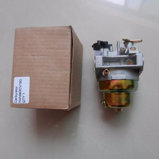 Carburetor for Honda GCV160 HRB216 HRR216 HRS216 HRT216 HRZ216 Lawn mower replacement part # 16100-Z0L-013