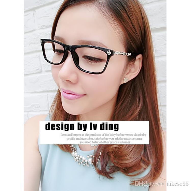 Großhandel Brillenfassungen Gläser Rahmen Brillengestelle Für Frauen ...