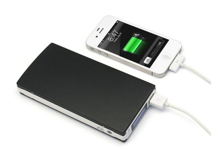 Ordinateur portable Alimentation Banque 20000mAh Chargeur externalbattery batterie portable Chargeur pour Tablet PC Téléphone portable