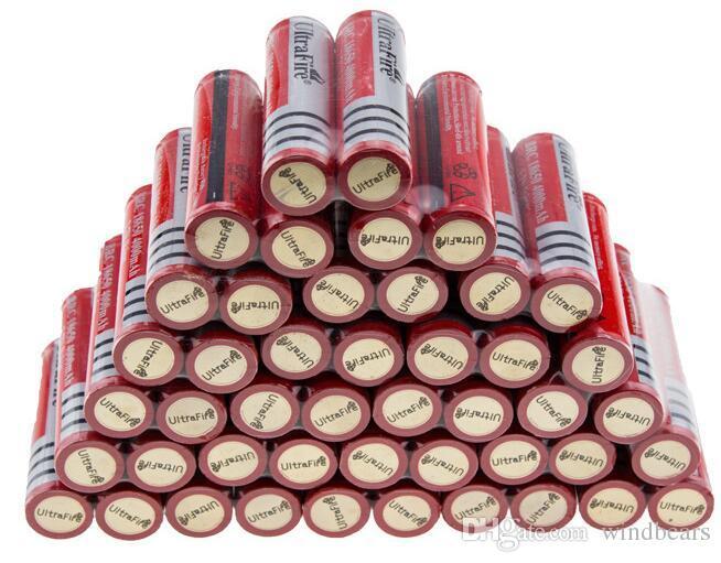 Neue Version 18650 4200mah Lithium-Lithium-Ionen-Akku für elektronische Zigarette LED-Kamera Laser Taschenlampe e-cig
