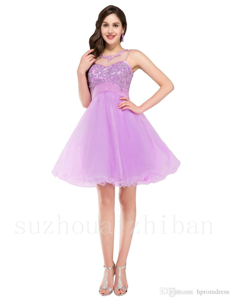 Fancy lovely bridesmaid dress above knee prom gown tulle appliques fancy lovely bridesmaid dress above knee prom gown tulle appliques cheap wedding party dress crystal cute bridesmaid dresses bridesmaids dresses online ombrellifo Image collections