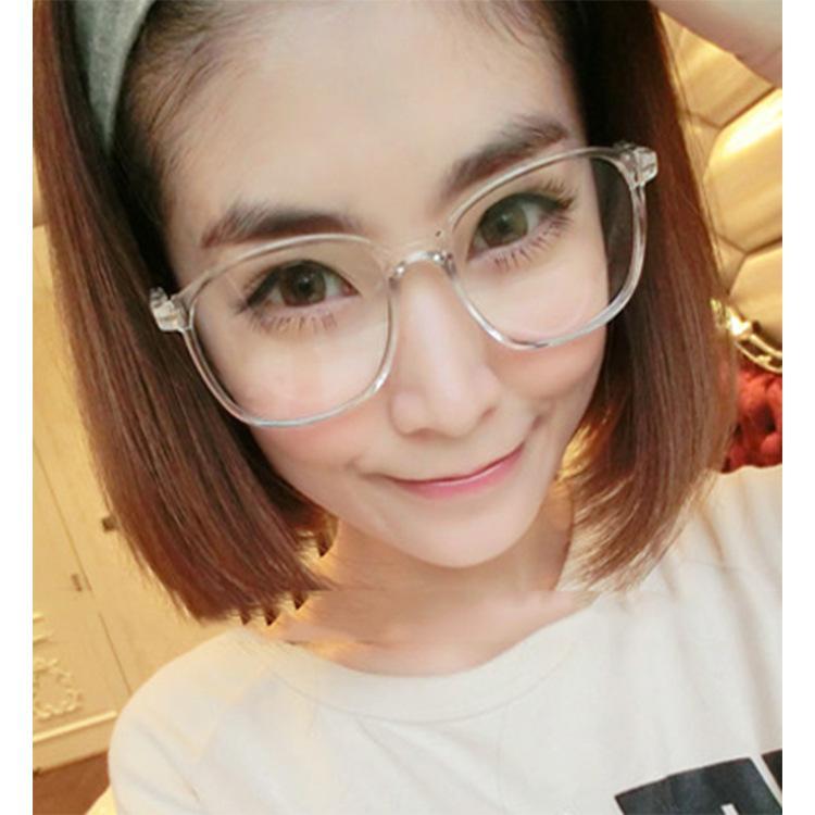 2018 Wholesale 2017 Fashion Oversized Eyeglasses Frames Vintage ...
