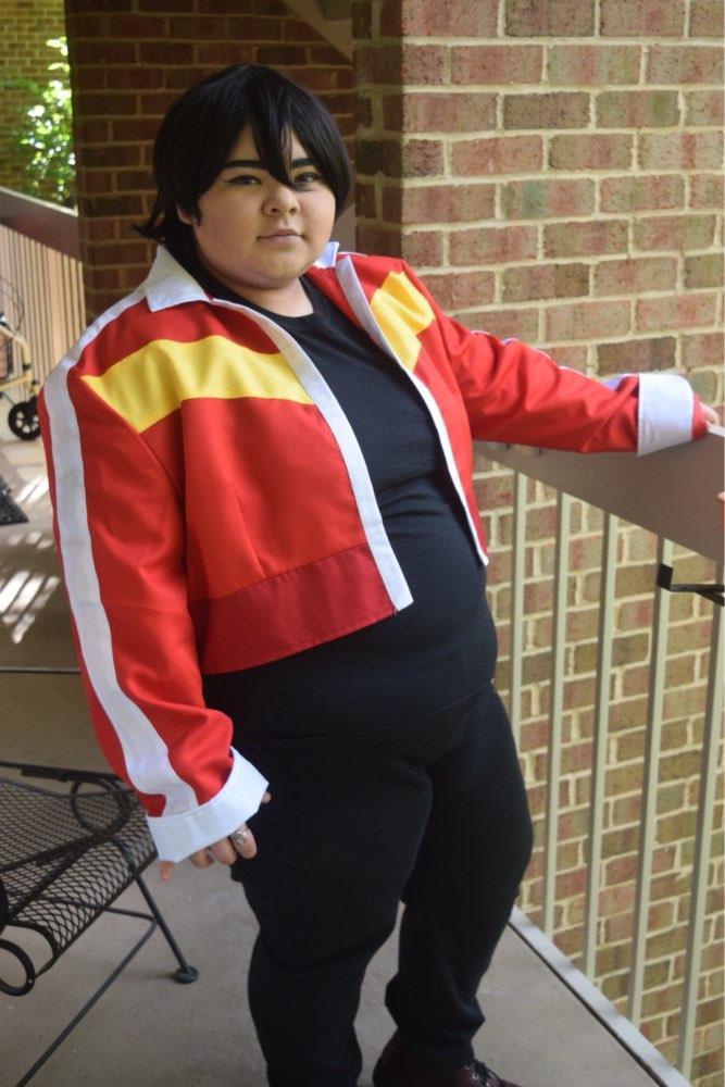 Voltron: легендарный защитник Кейт куртка пальто взрослых косплей костюм унисекс куртка CosplayXS до XXXL