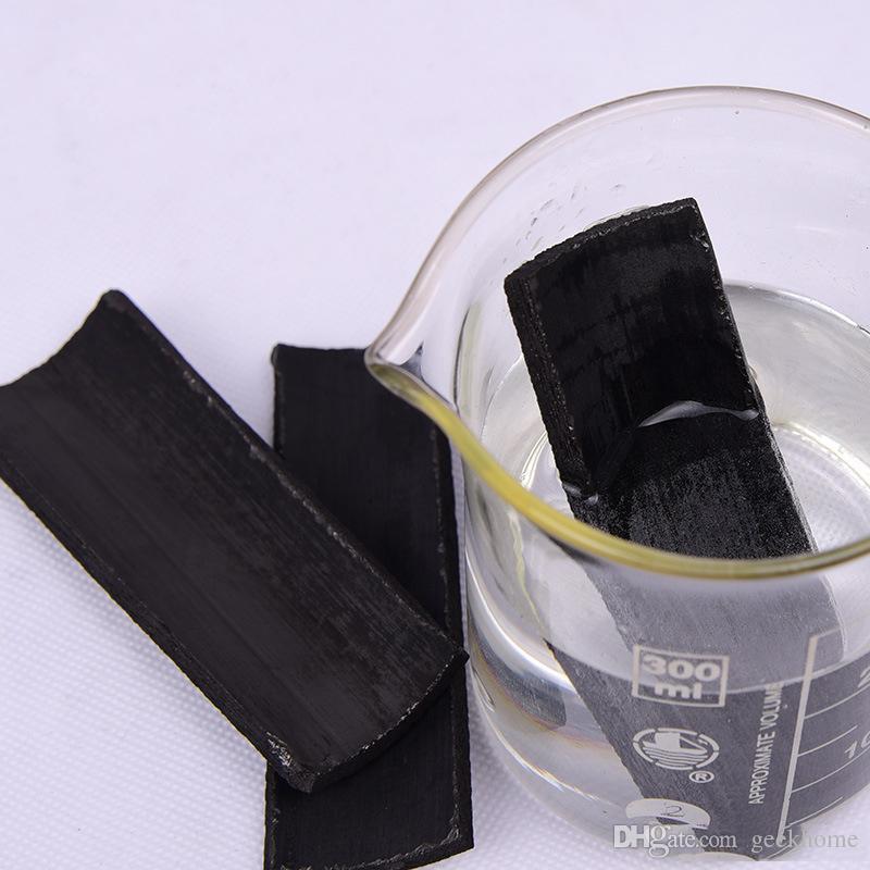 대나무 숯 향 주머니 자동차 공기 청정기 에어 필터 안티 - 대나무의 미생물 탈취제 냄새 흡수 가방 100G는 각각의 가방에서 탄소를 활성화