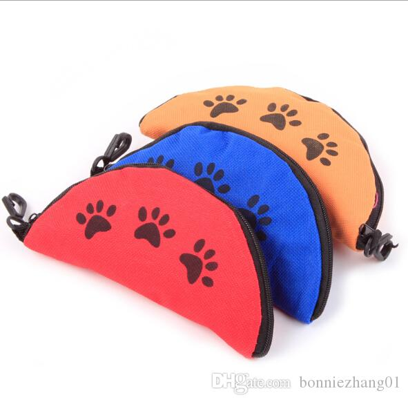 Foldable Oxford cloth waterproof pets bowl puppy outdoor traveling camping food feeder dogs cats water bowl Gerichte