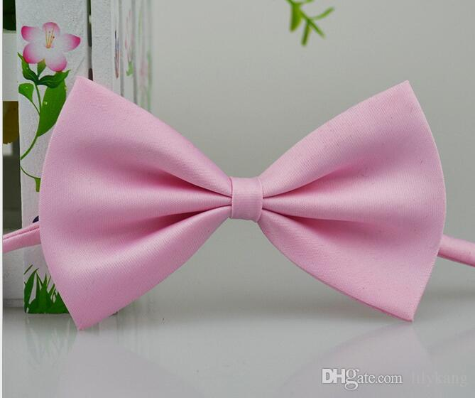 24 cores crianças mostram arco pescoço laços crianças corte bowties festival crianças decoração gravatas gravatas frete grátis